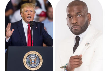 """Pastor Jamal Bryant calls President Trump an """"embarrassment"""" after attacks on Baltimore, MD"""