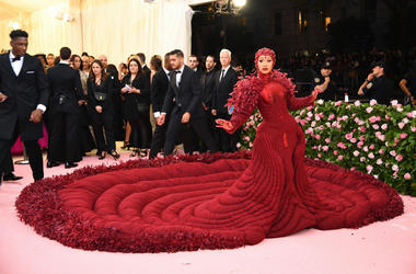 Cardi B attends the 2019 Met Gala