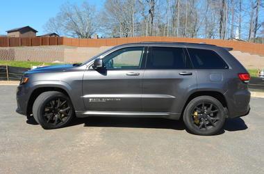 2018 Jeep Grand Cherokee Trackhawk