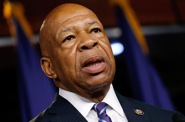Maryland Congressman Elijah Cummings served in the U.S. House of Representatives for more than 20 years.