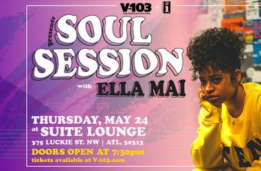 Ella Mai Soul Session DL Image