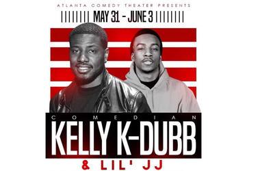 Atlanta Comedy Theater Presents Comedian Kelly K-Dubb!