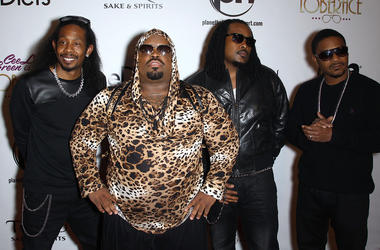 Goodie Mob at Planet Hollywood Resort and Casino in 2013