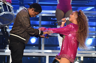 Jay Z and Beyonce perform at Coachella 2018