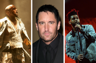 Kanye West, Trent Reznor, The Weekend