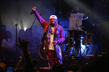 Lil' Wayne performs at Atlanta's A3C Festival, October 7, 2018