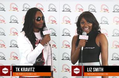 Liz Smith & TK Kravitz