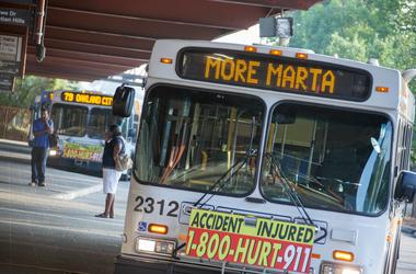 Early voting ends Friday on proposed expansion of MARTA into Gwinnett County. March 19 is Election Day.