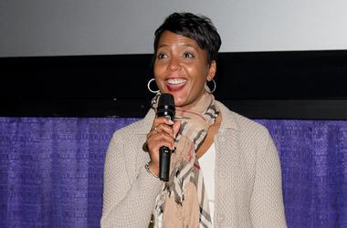 Mayor Keisha Lance Bottoms