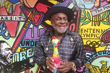 Comedian Michael Colyar has been performing 33 years. He performs in Atlanta this week.