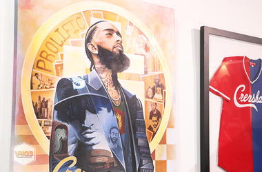 Nipsey Hussle Tribute At The Trap Music Museum ATL