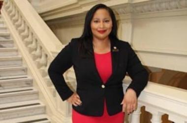 Georgia State Representative Renitta Shannon is boycotting Brian Kemp's first major speech as Governor-elect