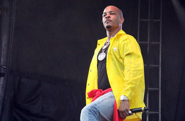 T.I. performing live at ONE Musicfest 2018