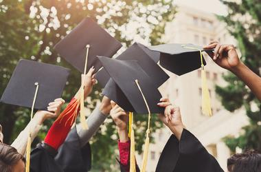 Commencement exercises in metro Atlanta are scheduled to begin next month