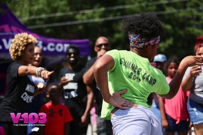 Wade Walker Park Family YMCA Rec Center Takeover