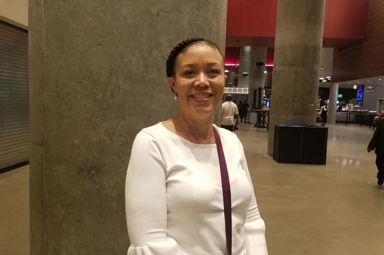 Tanya Farr traveled four-and-a-half hours to Atlanta to bring her mom to see Michelle Obama for Mother's Day.