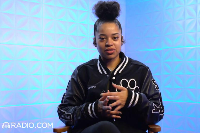 Ella Mai sits down with V103 in Atlanta