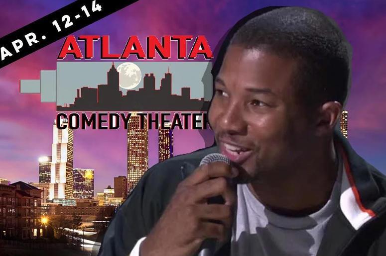 Atlanta Comedy Theater Tony Tone