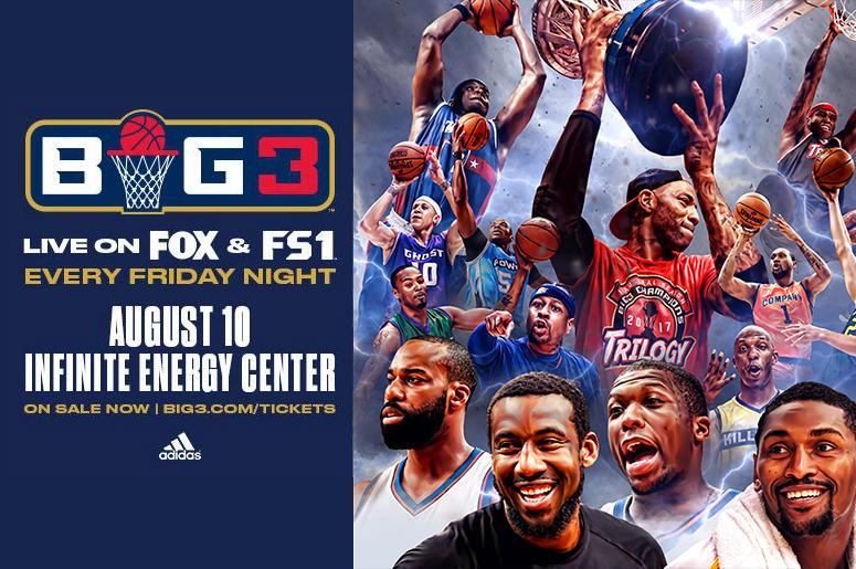 Big 3 Basketball 081018