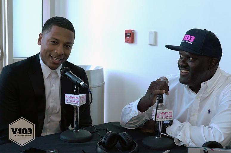 Greg Street interviews music executive Brooklyn Johnny