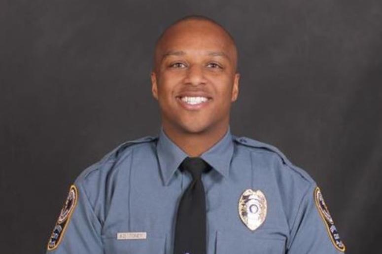 Gwinnett Police Officer Antwan Toney was killed in the line of duty Saturday