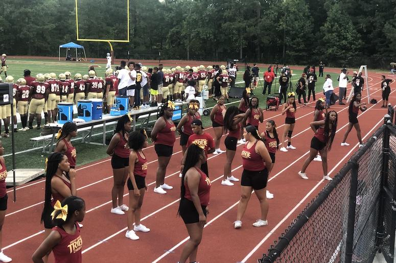 Westlake at Creekside HS