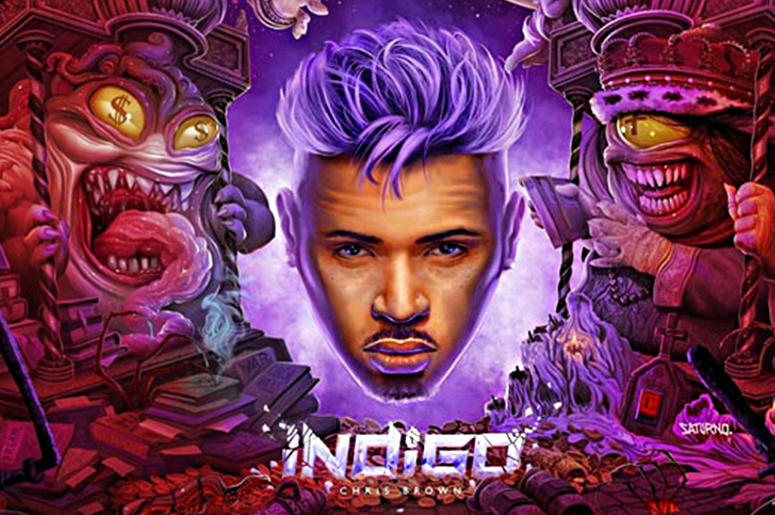 Singer Chris Brown Announces Indigoat Tour with A Stop In