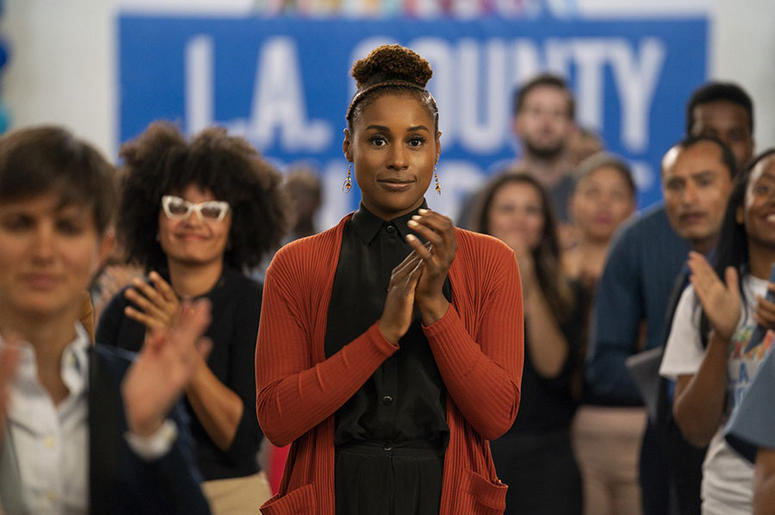 Insecure star Issa Rae