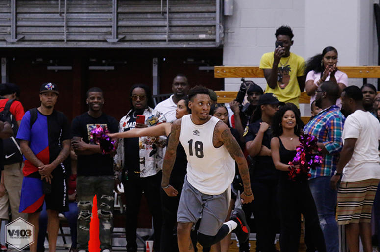 Ludacris Celebrity Basketball Game 2019