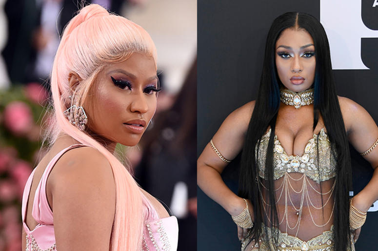 Megan Thee Stallion & Nicki Minaj