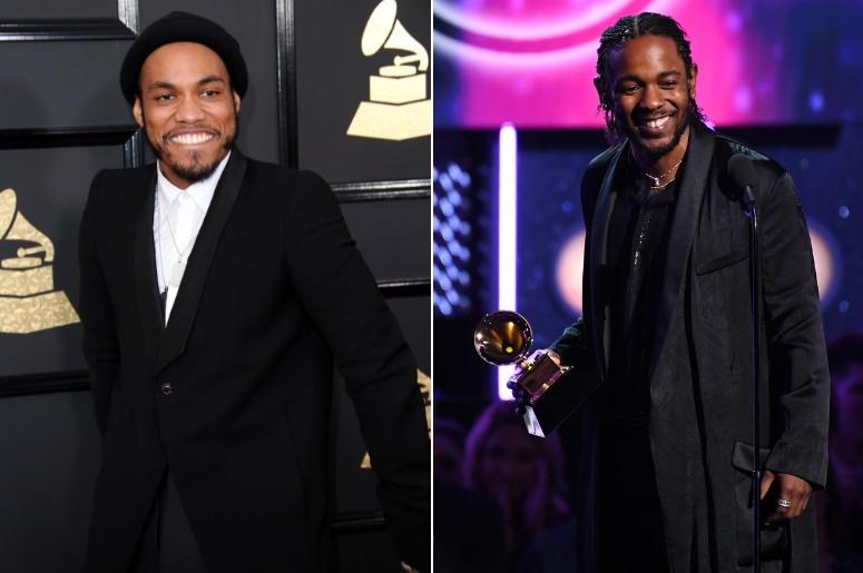 Anderson .Paak And Kendrick Lamar