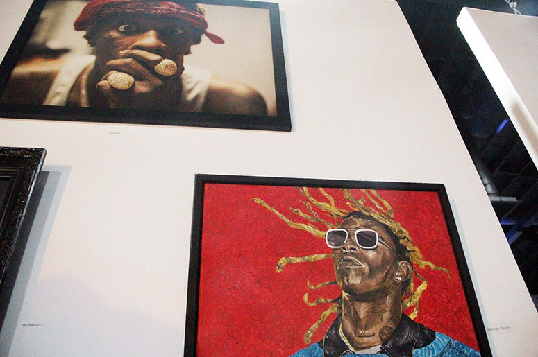 Here's Your First Look at T I 's Trap Music Museum, Now Open
