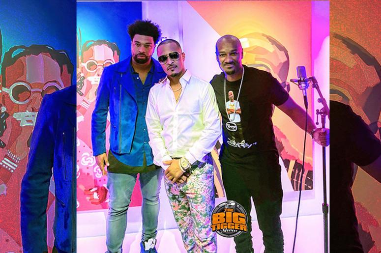 T.I , Deray Davis & Big Tigger