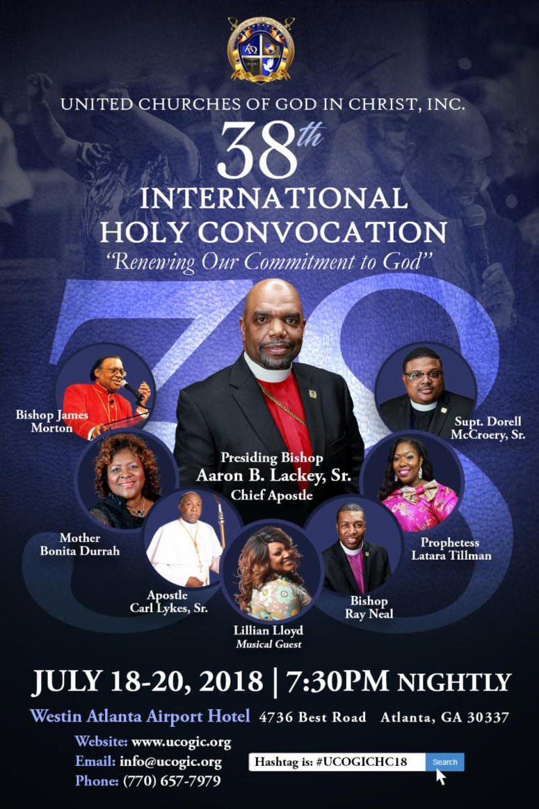 38th Holy Convocation