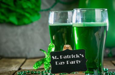 Saint Patricks Beer