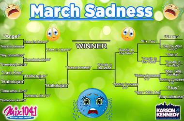 March Sadness ROUND 4