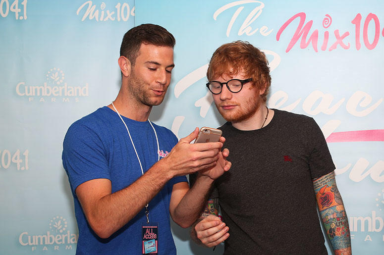 Eric Donnelly Ed Sheeran