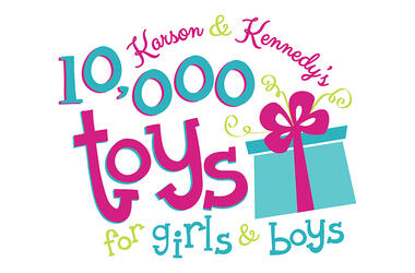 Karson & Kennedy 10,000 Toys For Girls & Boys