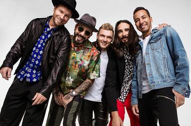 Backstreet Boys Press