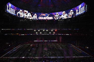 Patriots Super Bowl Champions