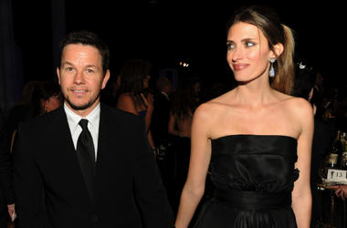 Mark Wahlberg Wife