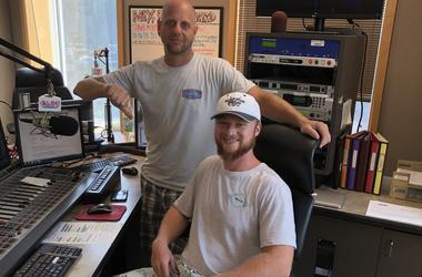 Karson and Garrett