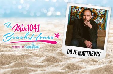 Mix Beach House Dave Matthews