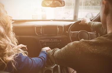 Car long drive