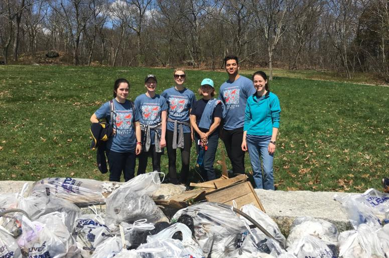 Charles River Clean Up