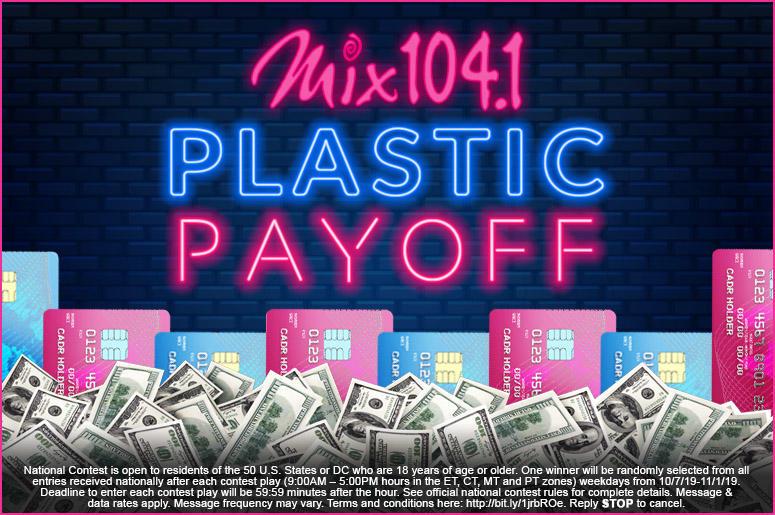 Plastic Payoff 2019