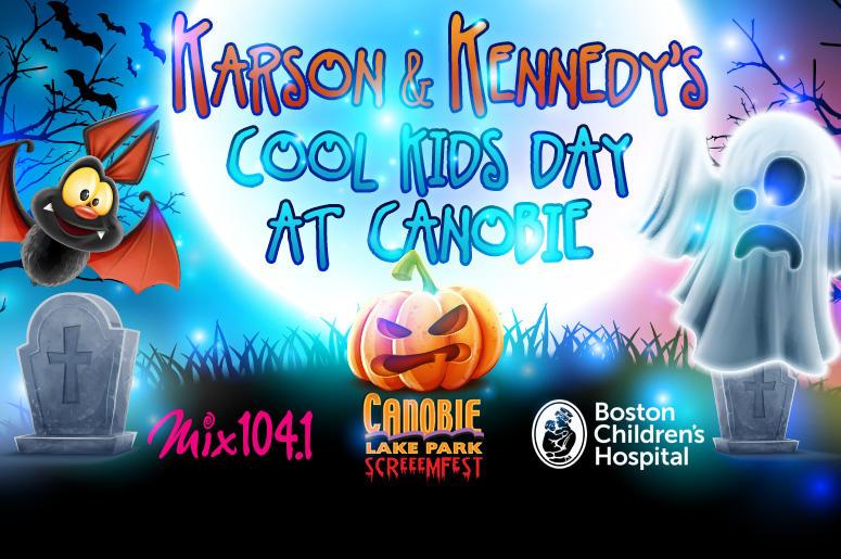 Karson Kennedy Cool Kids Canobie Day October 2018