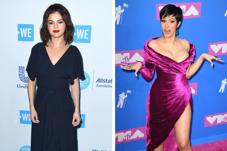 Selena Gomez, Cardi B Tease New
