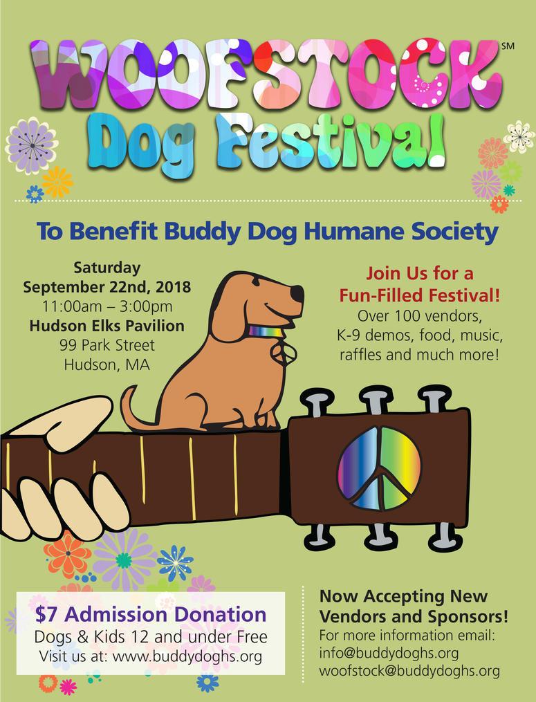Woofstock Dog Festival
