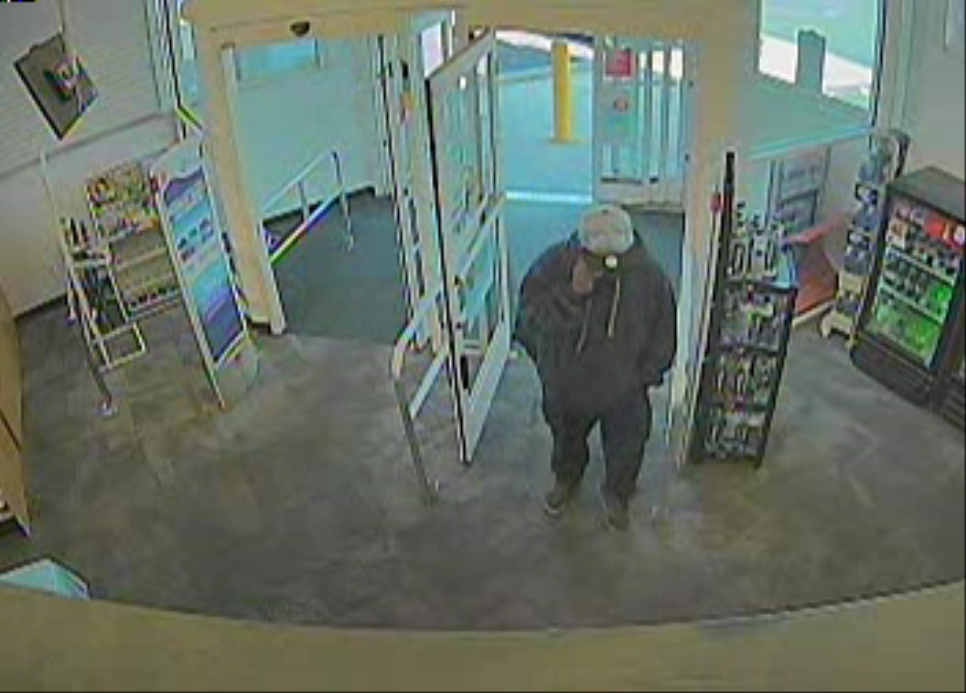 WANTED: Man Caught On Video Robbing CVS In Detroit | WWJ